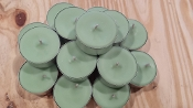 Scented 200 pack with COLOR SOY TEALIGHTS